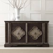 hooker furniture console table furniture brown console table
