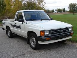 1988 toyota pickup information and photos momentcar