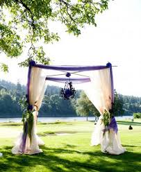 wedding chuppah 15 cool wedding chuppah ideas hative