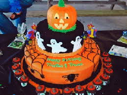 Halloween Bundt Cake Decorations by Halloween Birthday Cake Cakecentral Com