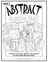 s mac u0027s abstract coloring pages u2013 downloadable coloring book s