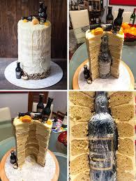 wedding cake pinata omg pinata by cake wildflour bridestory