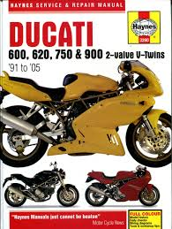ducati v twins 900 ss 600 750 monster 1991 2005 service repair