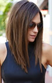 below shoulders a line haircut best 25 medium asymmetrical hairstyles ideas on pinterest lob