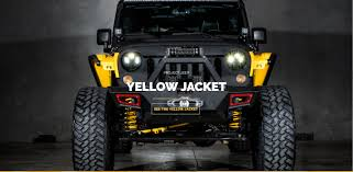 yellow jeep interior custom jeep projects dallas starwood customs