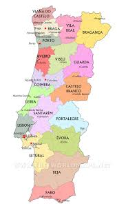 Definition Of Political Map Portugal Maps By Freeworldmaps Net