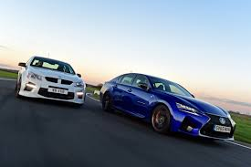 lexus gs 450h carbuyer lexus gs f vs vauxhall vxr8 gts auto express