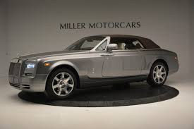 roll royce side 2015 rolls royce phantom drophead coupe stock r377a for sale