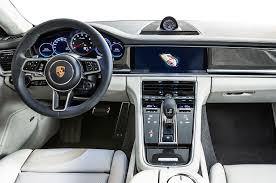 Porsche Panamera Red Interior - porsche to share new twin turbo v 8 with audi and bentley sedans