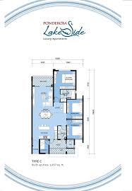Lakeside Floor Plan Review For Ponderosa Lakeside Johor Bahru Propsocial