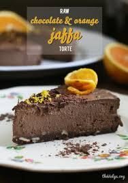 raw chocolate u0026 orange jaffa torte raw vegan gluten free