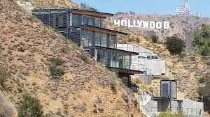 hollywood home decor matthew perrys 8 65 million hollywood hills estate celebrity homes