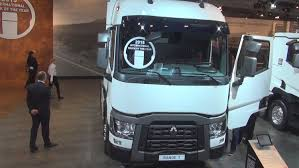 renault trucks t renault trucks t 430 optifuel 2015 exterior and interior in 3d
