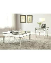 Mirrored Top Coffee Table Mirrored Coffee Tables Proportionfit Info