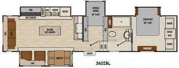 12 must see rv bunkhouse floorplans general rv center in 2