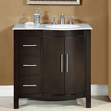 36 Inch Bathroom Vanity Home Depot Bathroom Vanities Home Depot Amazon Com