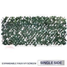 amazon com windscreen4less artificial leaf faux ivy expandable
