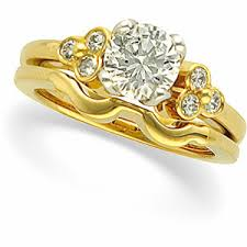 bridal gold ring yellow gold bridal sets the wedding specialiststhe wedding