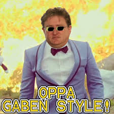 gaben style gangnam style know your meme