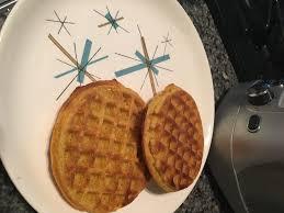 Toaster Waffles Trader Joe U0027s Pumpkin Waffles Brightestyoungthings Nyc
