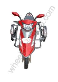 tvs motors has launched scooty pep plus with a set of additional