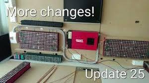 diy tesla powerwall diy tesla powerwall ep68 quick batrium bms update