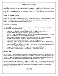 tips on creating a resume cv writing tips interests