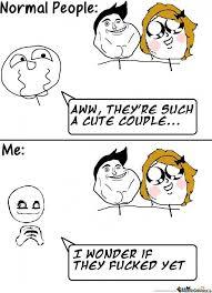 Cute Couple Meme - when i see a cute couple by trollzor19 meme center
