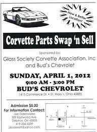 buds corvette buds chevrolet meet in ohio april 1st corvetteforum