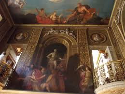 House Murals by Inside Chatsworth House Painted Hall Murals At Chatswo U2026 Flickr