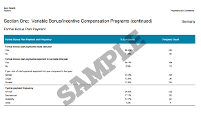national sample survey reports radford global technology compensation survey