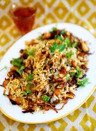 malabar cuisine kerala style malabar mutton biriyani recipe with by pictures