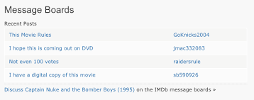 what happened to imdb message boards hipinion com view topic imdb forums are shutting down