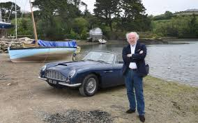 vintage aston martin convertible great drives ex f1 boss david richards takes his classic aston