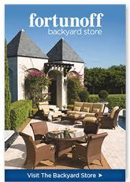 Georgia Backyard Store Fortunoff