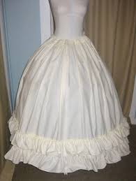 how to make a petticoat tutorial how to make a drawstring petticoat to go a