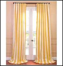 Etsy Drapes Yellow And White Curtains U2013 Teawing Co