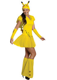woodland fairy halloween costume pokemon pikachu costume buycostumes com