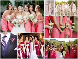 so pink theme for your wedding wedding