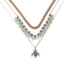name necklaces cheap winged insect trendy necklaces pendants contemporary detachable