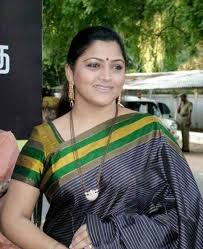 Hot Images Of Kushboo - latest srees saree design 2011 kushboo in black saree
