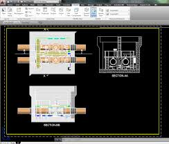 get layout from view how to explode 2d objects created in layout from model space
