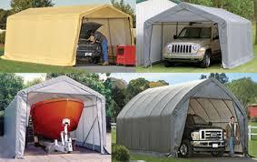 portable garage shelter carport temporary carport garage all