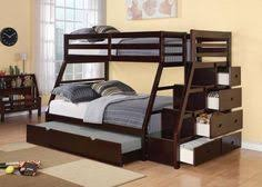 Bunk Bed With Pull Out Bed Resource Furniture Space Saving Systems Bunk Bed Convertible