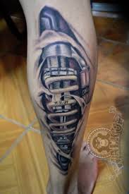 tattoos for people who love robots robots the machine and tattoos