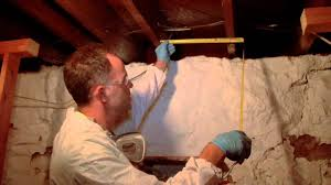 how to seal attic and basement air leaks youtube