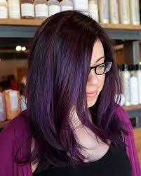 best 25 dark purple highlights ideas on pinterest dark hair