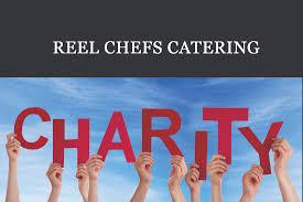 reel chefs catering charities