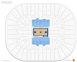 greensboro coliseum unc greensboro seating guide rateyourseats com