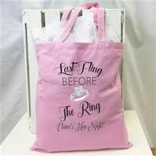bridesmaid gift bag personalised bridal tote bags bridesmaids gifts ireland